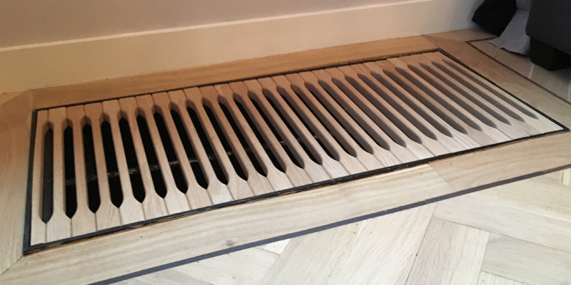 luxe convector rooster